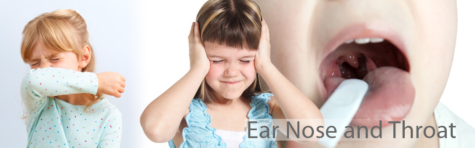 Frequent infections Ear Nose and Throat